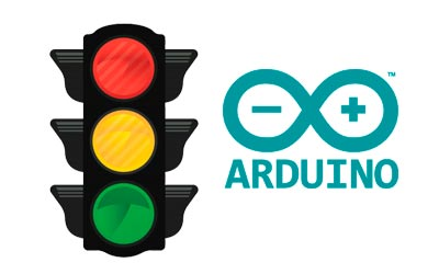 Hacer un semáforo con Arduino