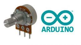 Potenciometro lineal para Arduino