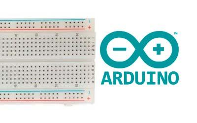Protoboard o placa de pruebas para Arduino