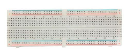 Placa de pruebas para Arduino.