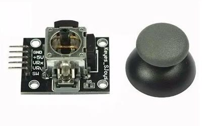 Joystick analógico para Arduino