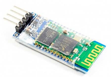 Módulo HC-06 Bluetooth Compatible con Arduino.
