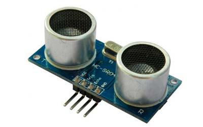 Modulo HC-SR04 ultrasonido para Arduino