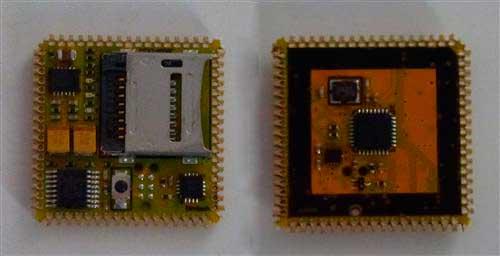 Placa Banguino, compatible con Arduino.