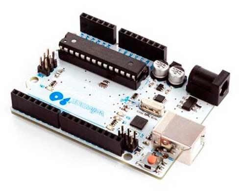 Placa VELLEMAN compatible con Arduino Uno