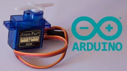 Servo motores para Arduino