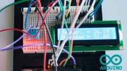 Sensor DHT11, para medir la temperatura y humedad con Arduino