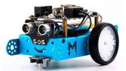 Programación por bloques. Robot mBot