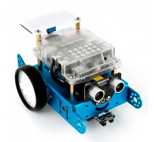 Robot educativo mBot, basado en Arduino UNO