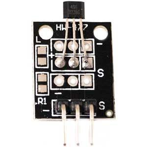 KY 035 sensor Magnético Analógico Efecto Hall