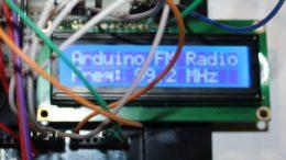 Radio FM con Arduino y el módulo TEA5767